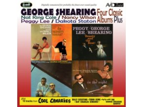 GEORGE SHEARING - Four Classic Albums Plus (CD)