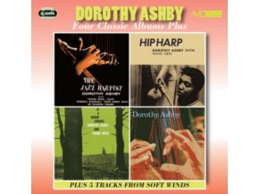 DOROTHY ASHBY - Four Classic Albums Plus (CD)