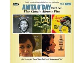 ANITA ODAY - Five Classic Albums Plus (CD)