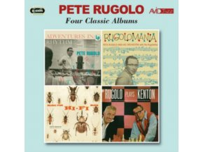 PETE RUGOLO - Four Classic Albums (CD)