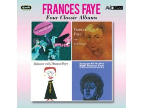 FRANCES FAYE - Four Classic Albums (CD)