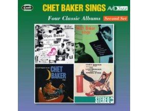 CHET BAKER - Four Classic Albums (CD)
