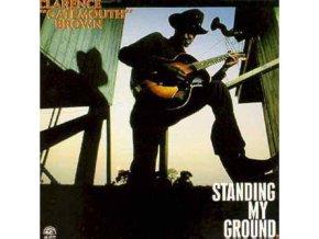 CLARENCE GATEMOUTH BROWN - Standing My Ground (CD)