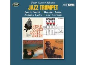 LOUIS SMITH / BOOKER LITTLE / JOHNNY COLES / JOE GORDON - Four Classic Albums (CD)