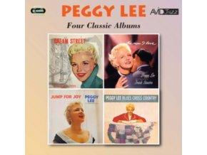 PEGGY LEE - Four Classic Albums (CD)