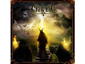 CRAVING - By The Storm (CD)