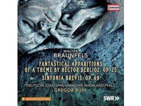 DSP RHEINLAND-PFALZ / BUHL - Walter Braunfels: Fantastical Apparitions Of A Theme By Hector... (CD)