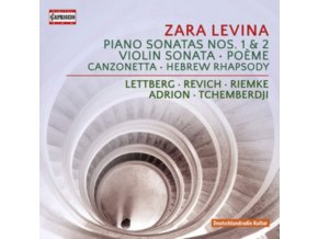 VARIOUS ARTISTS - Zara Levina: Piano Sonatas Nos. 1 & 2 / Violin Sonata / Poeme (CD)