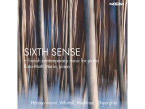 RISTO-MATTI MARIN - Sixth Sense: Finnish Contemporary Music For Piano (SACD)