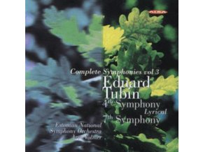EDUARD TUBIN - Eduard Tubin: Complete Symphonies (CD)