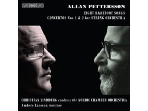 NORDIC CO / LINDBERG / LARSSON - Allan Pettersson: Eight Barefoot Songs (CD)