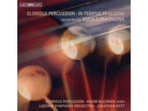 GLUZMAN / GLORIOUS PERCUSSION - In Tempus Praesens (CD)