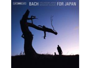 BACH COLLEGIUM JAPAN / SUZUKI - Bach For Japan (CD)