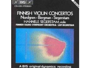 SEGERSTAM.HANNELE / FRSO - Finnish Violin Concertos (Segerstam. Finnish Rso. Segerstam) (CD)