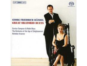 SAMPSON / BLAZE / OAE / KRAEMER - Great Oratorio Duets (Sampson. Blaze) (SACD)