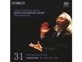 BACH COL JAP / SUZUKI / BLAZE - Cantatas Vol. 31 (Suzuki. Bach Collegium Japan. Nonoshita) (SACD)
