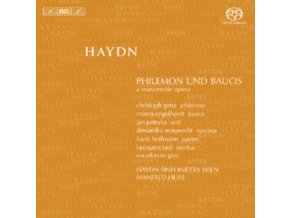 HAYDN SINFONIETTA WEIN / HUSS - Philemon Und Baucis (SACD)