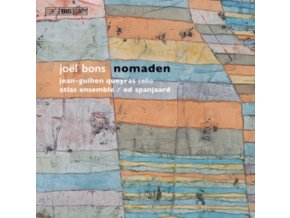 QUEYRAS / ATLAS / SPANJAARD - Joel Bons: Nomaden (SACD)