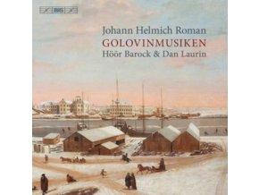HOOR BAROCK / LAURIN - Johann Helmich Roman: Golovinmusiken (SACD)