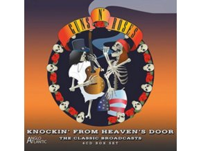 GUNS N ROSES - Knockin From Heavens Door - The Classic Broadcasts (CD)