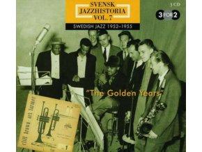 VARIOUS ARTISTS - Swedish Jazz History Vol. 7 1952 - 55 (Swedish Import) (CD)
