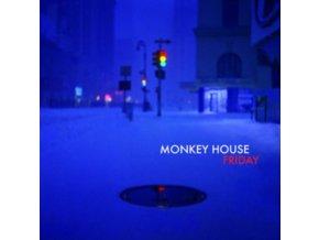 MONKEY HOUSE - Friday (CD)