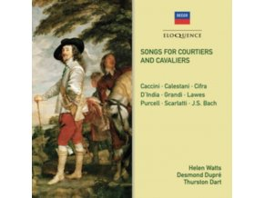 HELEN WATTS / THURSTON DART / PHILOMUSICA OF LONDON - Songs For Courtiers And Cavaliers (CD)