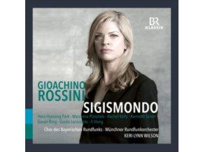 VARIOUS ARTISTS - Gioachino Rossini: Sigismondo (CD)