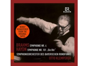 BAVARIAN RSO - Otto Klemperer Conducts: Haydn And Brahms (CD)
