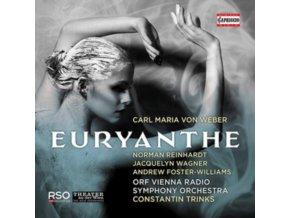 ORF VIENNA RADIO SYM ORCH - Carl Maria Von Weber: Euryanthe (CD)