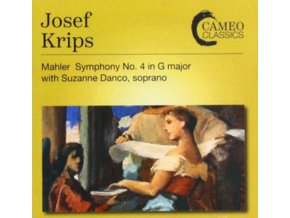 LSO / SUZANNE DANCO / KRIPS - Josef Krips Conducts Mahlers Symphony No. 4 In G Major (CD)