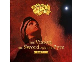 ELOY - The Vision. The Sword And The Pyre (Part Ii) (CD)