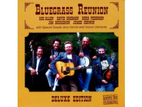 RED ALLEN & DAVID GRISMAN - Bluegrass Reunion Deluxe (CD)