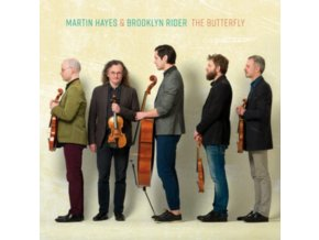 MARTIN HAYES & BROOKLYN RIDER - The Butterfly (CD)