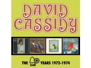 DAVID CASSIDY - The Bell Years 1972-1974 (Clamshell) (CD)