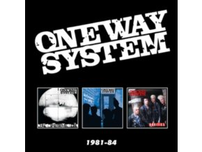 ONE WAY SYSTEM - 1981-84 (CD)