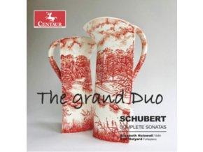 ELIZABETH HOLOWELL - The Grand Duo: Schubert Complete Sonatas (CD)