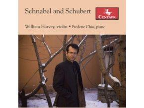 WILLIAM HARVEY & FREDERIC CHIU - Schnabel & Schubert (CD)