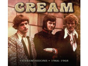 CREAM - Transmissions 1966-1968 (CD)