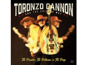 TORONZO CANNON - The Preacher. The Politician Or The Pimp (CD)