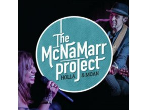 MCNAMARR PROJECT - Holla & Moan (CD)
