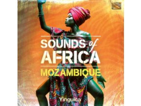 YINGUICA - Sounds From Africa - Mozambique (CD)