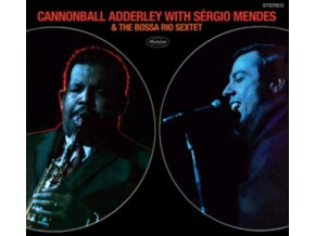 CANNONBALL ADDERLEY - Cannonball Adderley With Sergio Mendes & The Bossa Rio Sextet (Digi) (CD)