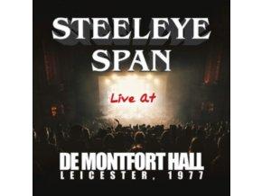 STEELEYE SPAN - Live At De Montfort Hall. Leicester. 1978 (CD)