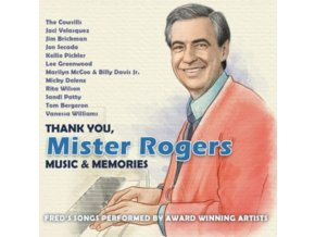 VARIOUS ARTISTS - Thank You. Mister Rogers: Music & Memories (CD)