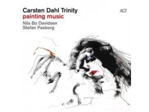 CARSTEN DAHL TRINITY - Painting Music (CD)