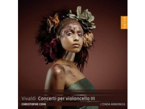 L ONDA ARMONICA / CHRISTOPHE COIN - Concerti Per Violoncello III (CD)