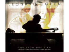 LEONARD COHEN - You Know Who I Am (CD)