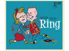 VARIOUS ARTISTS - With This Ring (CD)