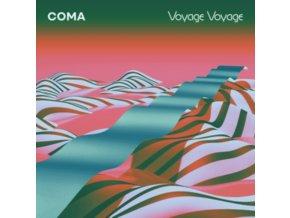 COMA - Voyage Voyage (CD)